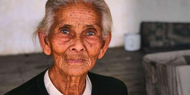 Les personnes âgées et la solitude