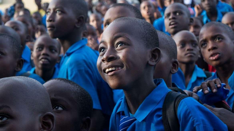 Pauvreté des enfants en Afrique